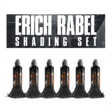 WF - Erich Rabel Greywash Set - 6шт