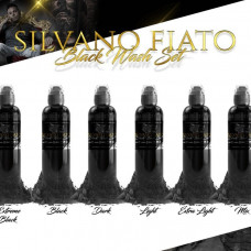 WF - SILVANO FIATO BLACK WASH SET - 6шт