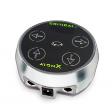 ATOMX - Critical Power Supply Silver